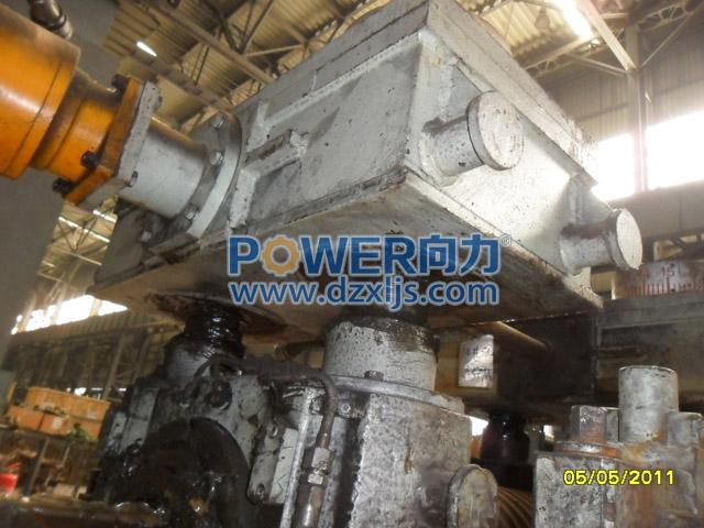 配套钢厂450轧机二次包络减速机