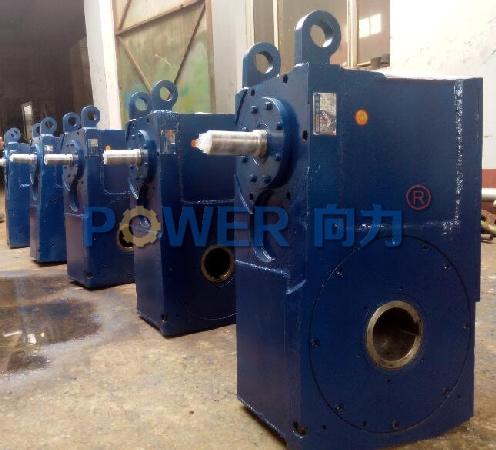 RDA7.5-220-A减速机应用钢厂方坯